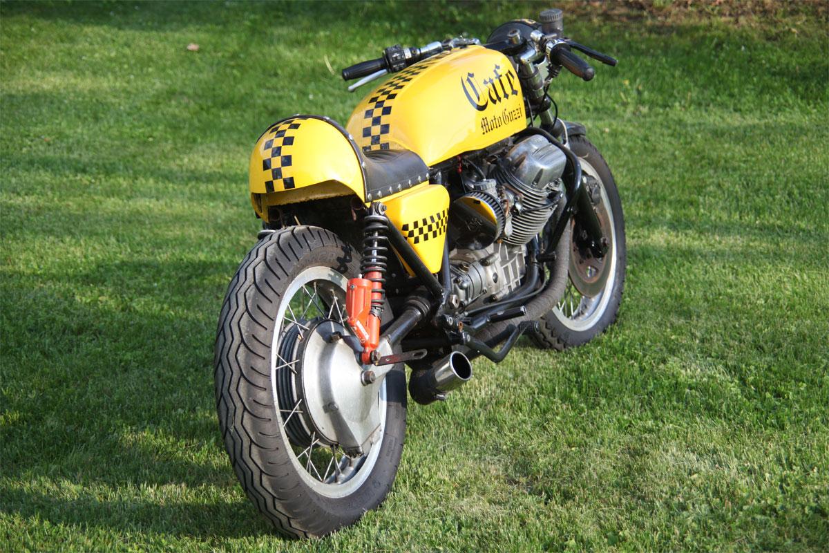 Cafe Racer Moto