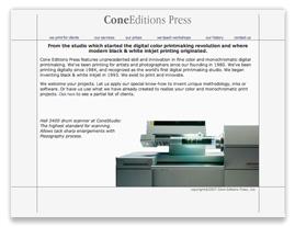 Cone Editions Press
